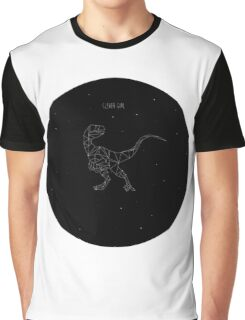 Clever Girl - Sky Raptor Graphic T-Shirt