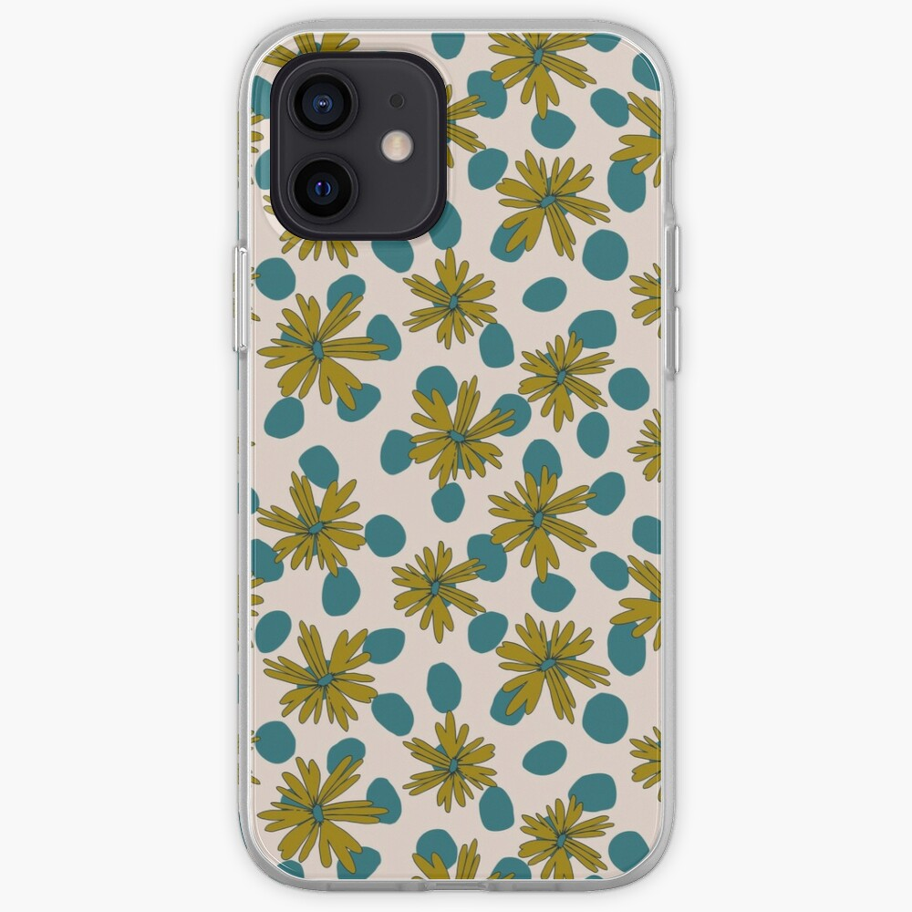 Daisy Dots iPhone Case