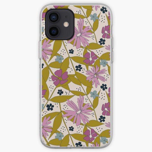 Wildflower Power iPhone Soft Case