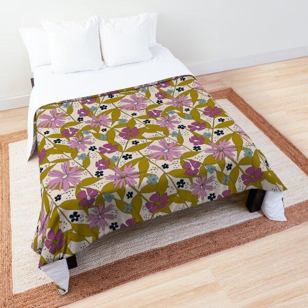 Wildflower Power Comforter