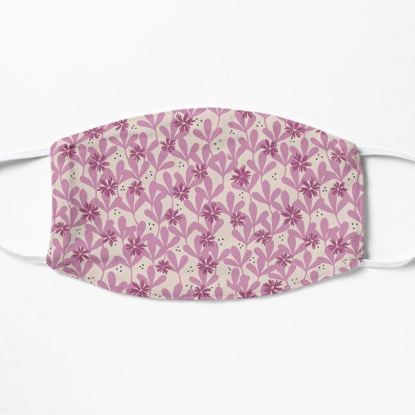 Layered Daises Flat Mask