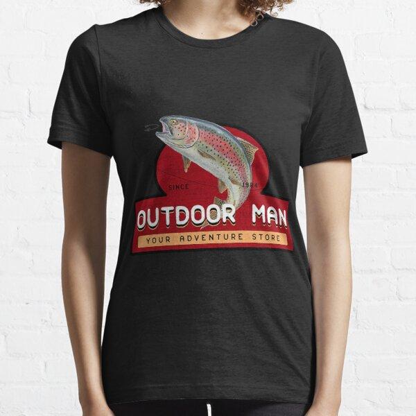 Outdoor Man (Last Man Standing) T-Shirt Essential T-Shirt