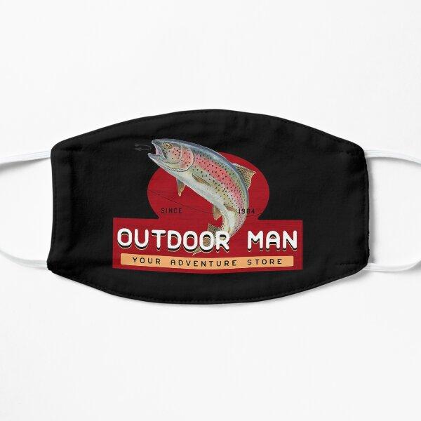 Outdoor Man (Last Man Standing) T-Shirt Flat Mask