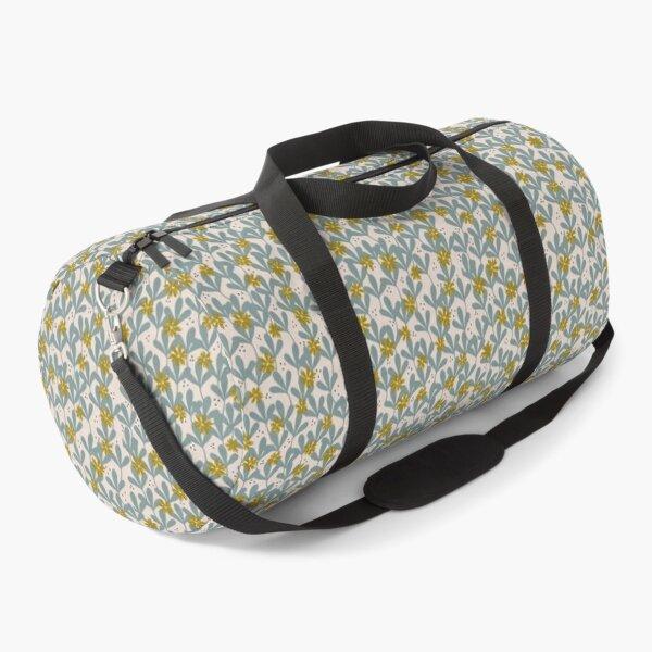 Layered Daises Duffle Bag