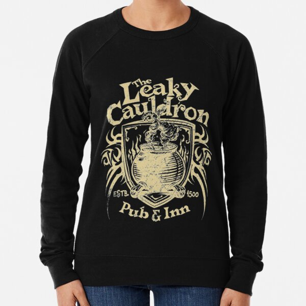 The Leaky Cauldron T-Shirt Lightweight Sweatshirt