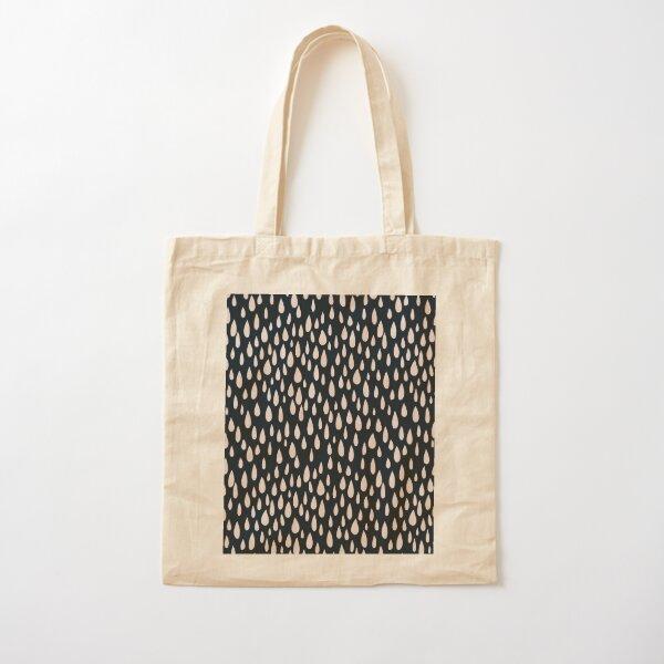 Wildflower Petals Cotton Tote Bag