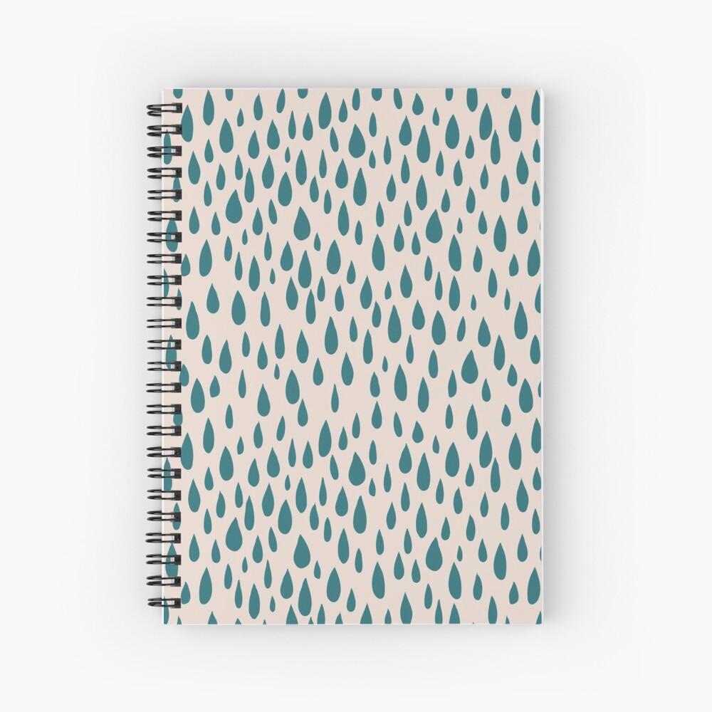 Wildflower Petals Spiral Notebook