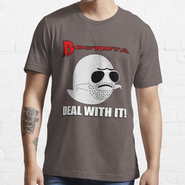 Bootista (W/ Stubble) Essential T-Shirt