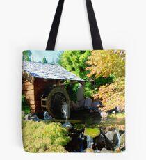 Paddlewheel Tote Bag