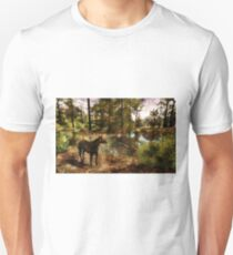 A River of Tranquility Unisex T-Shirt