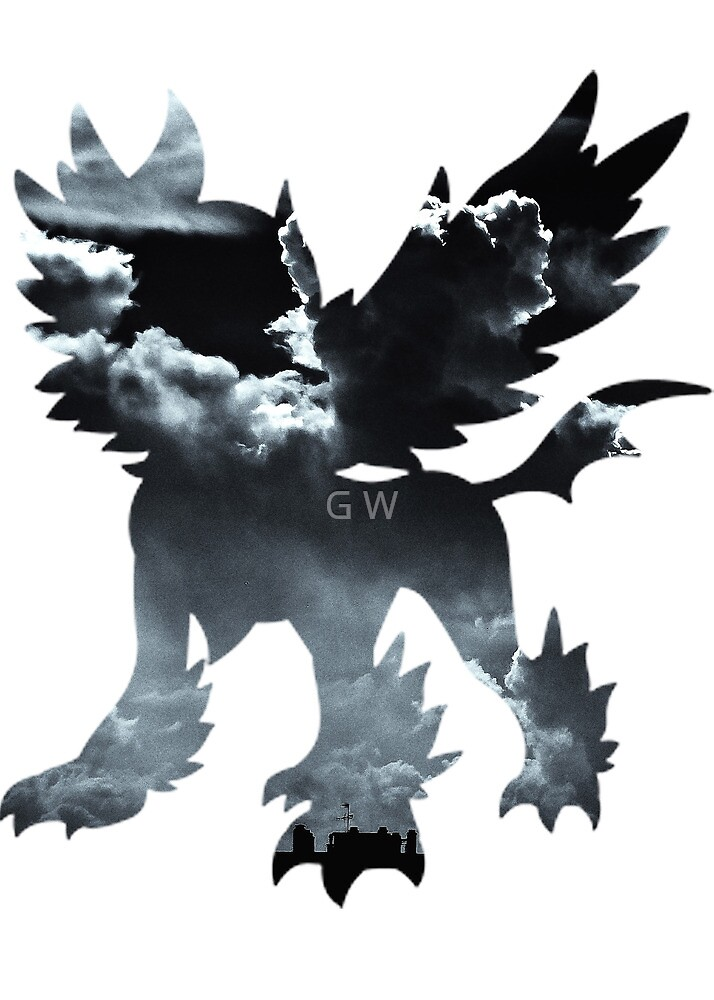 Mega Absol used Feint Attack by G W