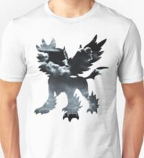 Mega Absol used Feint Attack Unisex T-Shirt