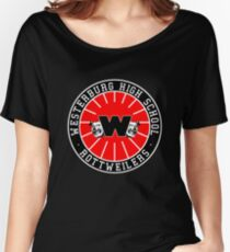 Westerburg High School Rottweilers Women's Relaxed Fit T-Shirt