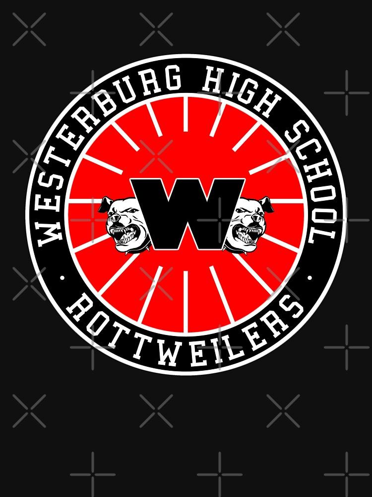 Westerburg High School Rottweilers de AngryMongo
