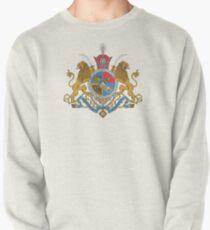 Armoiries Souveraines d'Iran (Ordre des Pahlavi), 1932-1979 Sweatshirt