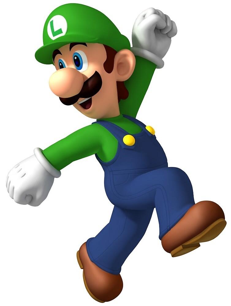 Luigi  by thehilljordan