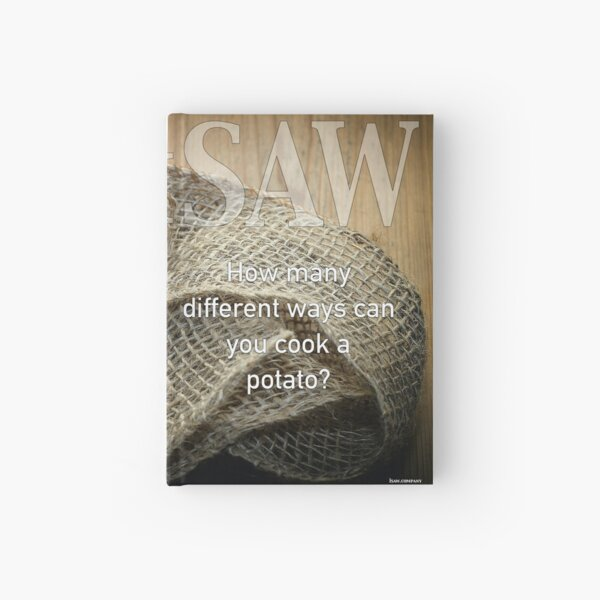 How Many Different Ways Can You Cook A Potato Hardcover Journal