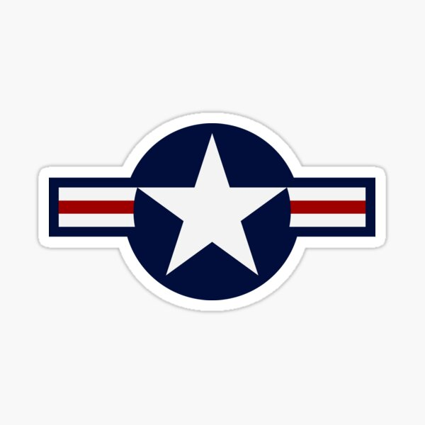 United States Air Force (USAF) - Roundel Sticker
