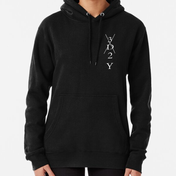 message Pullover Hoodie