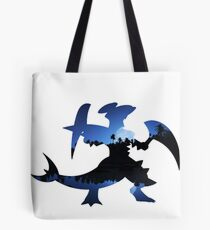 Mega Garchomp used Night Slash Tote Bag