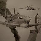 Dusk Patrol by Ray-d