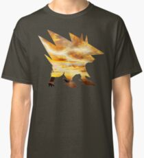 Mega Manectric Thunder Wave Classic T-Shirt