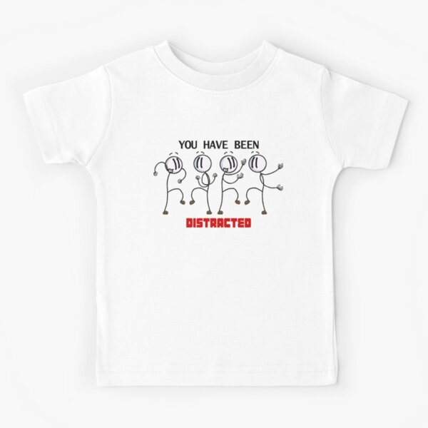 Distraction Dance Kids T-Shirt