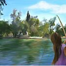Quiet Waters by Erica Yanina Horsley
