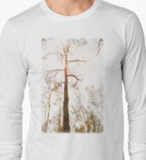 Winter in the Woodlands Long Sleeve T-Shirt