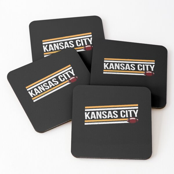 Kansas City Coasters (Set of 4)