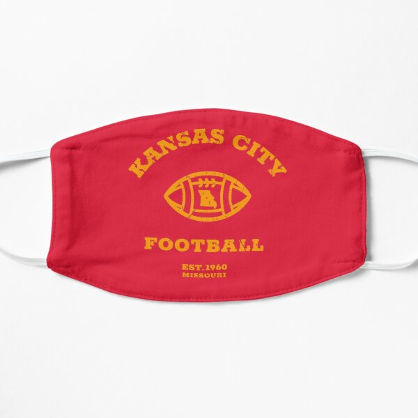 Kansas City 2020 | Vintage KC Football Missouri Retro Gift T-Shirt Mask