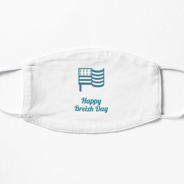 SOUVENIRS DE BRETAGNE : HAPPY BREIZH DAY - N°2 Masque taille M/L
