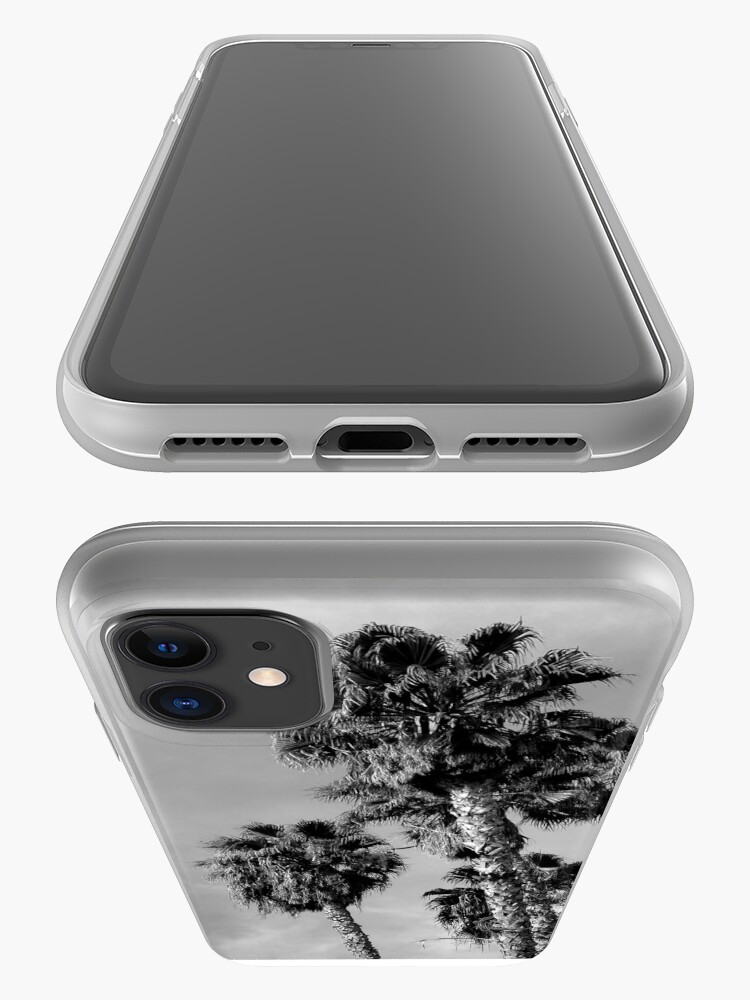 Alternate view of Palm Trees, Los Angeles iPhone Case & Cover