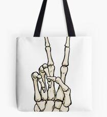 Dead Peace  Tote Bag