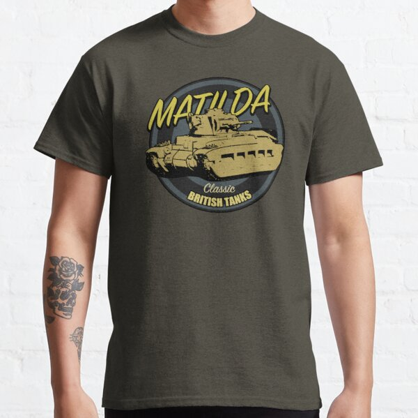 Matilda Tank Classic T-Shirt