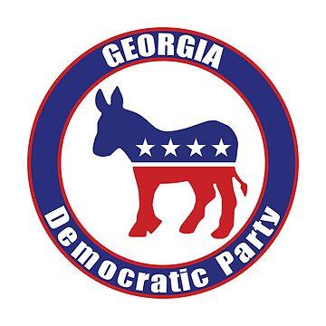 Georgia Democratic Party Original by Democrat
