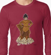 Vegeta the Carpathian Long Sleeve T-Shirt