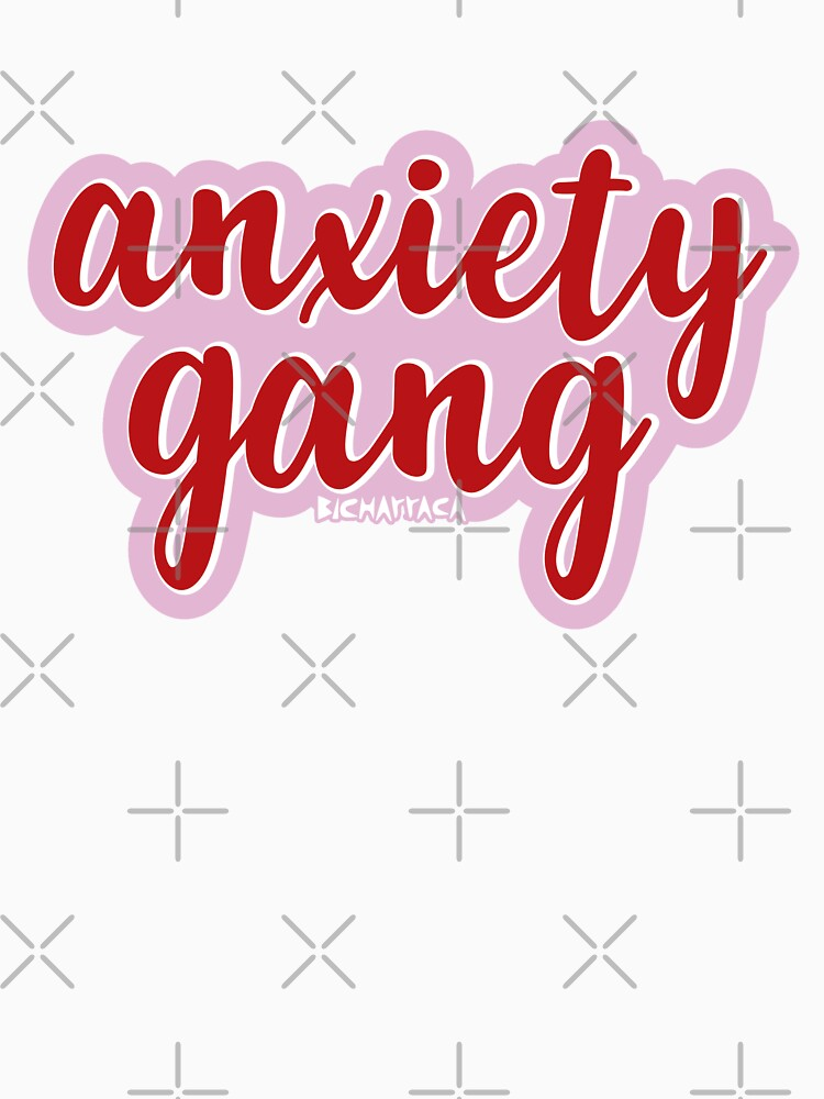 Anxiety Gang by BICHARRACA-shop