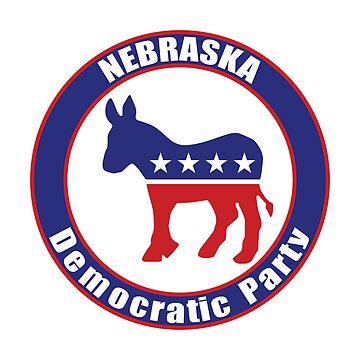 Nebraska Democratic Party Original by Democrat