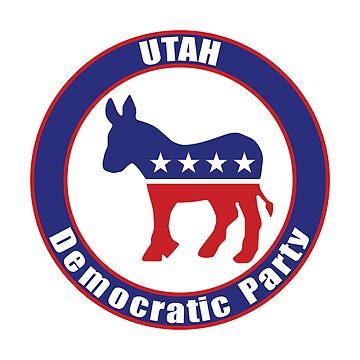 Utah Democratic Party Original by Democrat