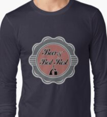 Beer And Bed Rest Long Sleeve T-Shirt