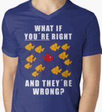 Fargo - Lester Nygaard Men's V-Neck T-Shirt