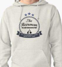 The Beerman Pullover Hoodie