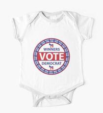 Winners Vote Democrat Kids Clothes