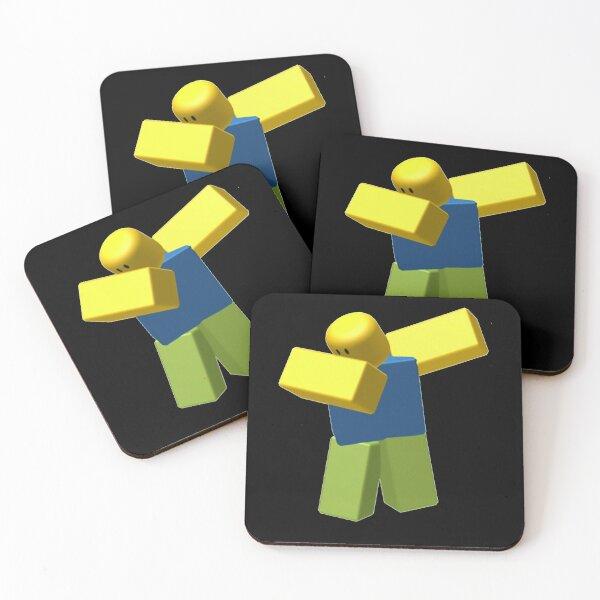 Roblox Dab Coasters (Set of 4)