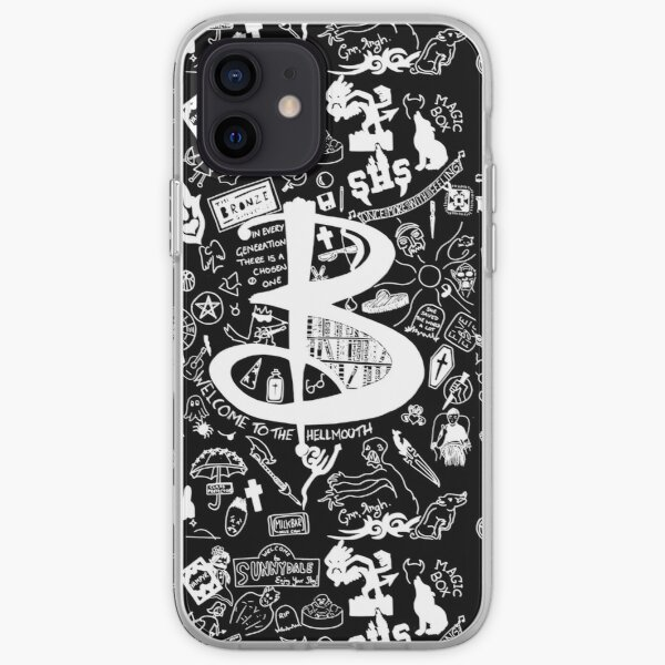 In every generation there is a chosen one... - Dark iPhone Soft Case