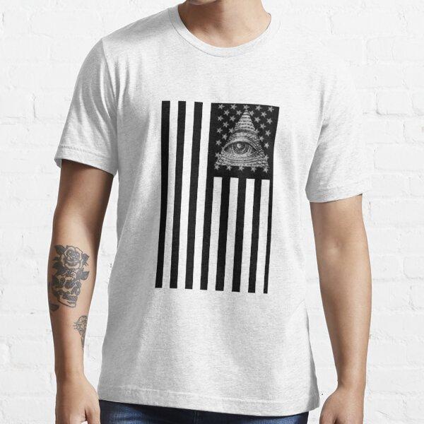Illuminati Flag Essential T-Shirt