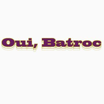 Oui, Batroc by moali