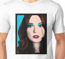 Amy Pond Pop Art (Doctor Who) Unisex T-Shirt