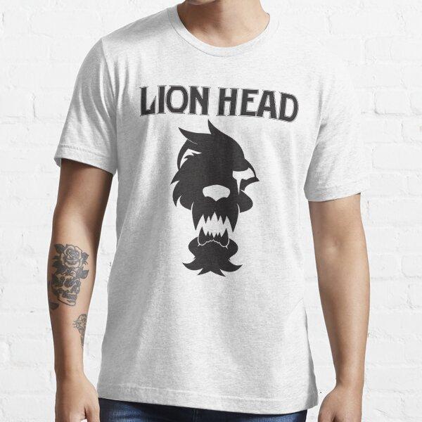 Lion Head Bandlogo Essential T-Shirt
